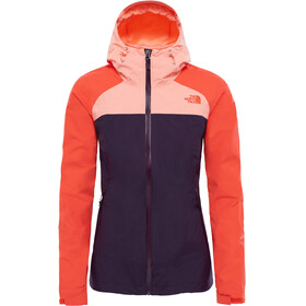 The North Face Stratos Jacket Women Galaxy Purple